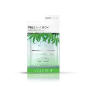 Pedi In A Box ( Hemp Relax)