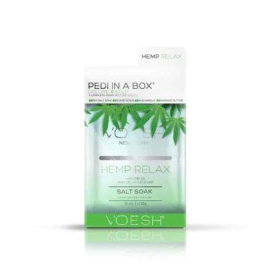 Pedi In A Box ( Hemp Relax)
