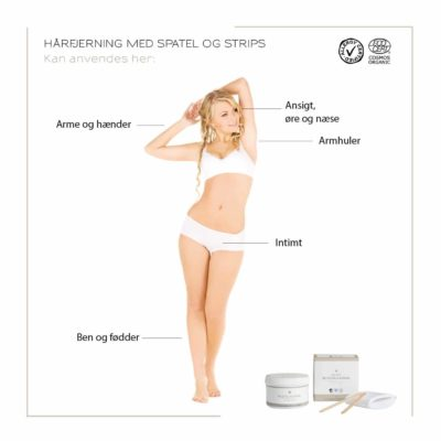 HEVI Body Sugaring – 600 g.