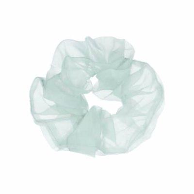 Naja Big Scrunchie – Pastel Blue