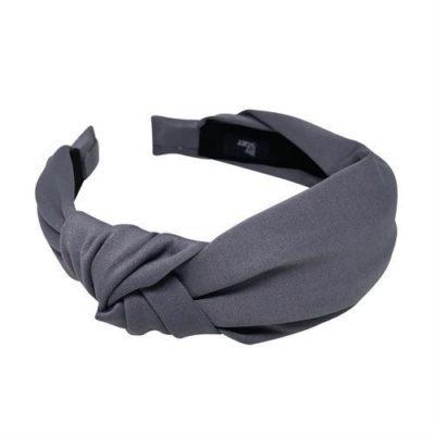 Hårbøjle No. 012 Clasic Grey