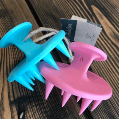 HairLove – Hovedbundsbørste, pink