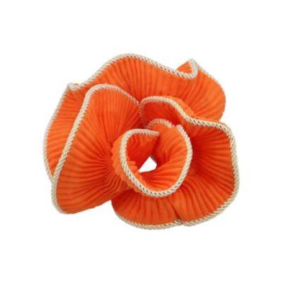 Lilje Scrunchie – Orange